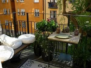 balkongestaltung als teil der wohnungseinrichtung With balkon ideen modern