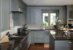 Kitchen Ideas with Gray Cabinets