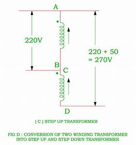 Working Of Auto Transformer  Saving In Copper Material And Applications