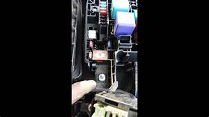 Replacing 120 Amp Altenator Fuse 2004 Toyota Camry