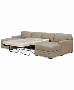sleeper sofa macys clarke fabric 2 piece sectional queen With clarke fabric 2 piece sectional queen sleeper sofa bed
