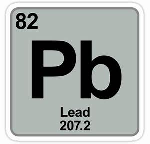periodic table symbol pb the gallery for lead symbol periodic table - Periodic Table Symbol Pb
