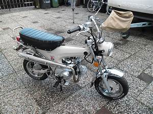 Moto Honda 50cc : honda dax replica 50cc motorcycle beauty pinterest ~ Melissatoandfro.com Idées de Décoration