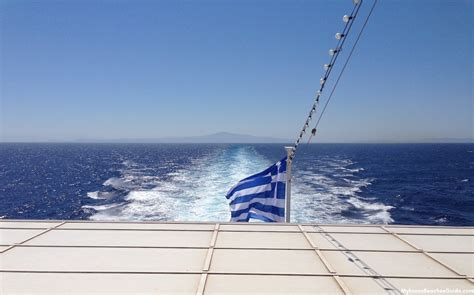 Boat From Athens To Mykonos by How To Go From Athens To Mykonos By Ferry Or Plane