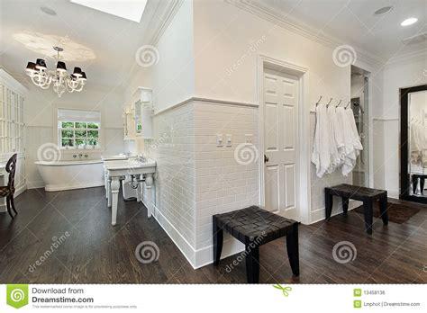 master bath  dressing area stock photo image  bath