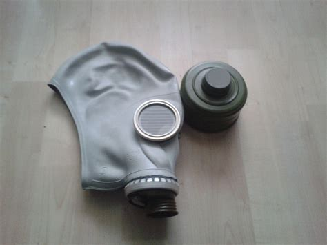 Why Do Some Gas Masks Have Two Filters?