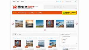 15 free blogger templates for online shops and stores With blogger templates free download 2012