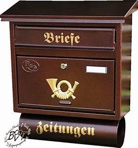 Briefkasten Holz Antik : braun briefk sten paketboxen und weitere baumarktartikel g nstig online kaufen bei m bel ~ Sanjose-hotels-ca.com Haus und Dekorationen