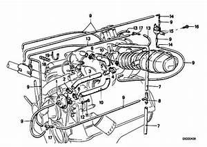 Original Parts For E21 320i M10 Sedan    Engine   Vacuum Control Engine 2