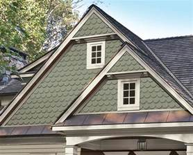 shingle house siding pictures vinyl shake siding half rounds exteriorportfolio