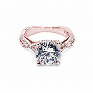 tacori rose gold engagement rings desires of my heart With tacori wedding rings rose gold