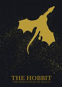 18 Minimalist The Lord of the Rings & The Hobbit Posters ...