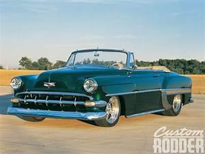 1954 Chevy Ragtop