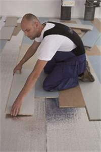 Lame Adhésive Murale : pose sol pvc et plastique comment bien poser un sol en ~ Premium-room.com Idées de Décoration