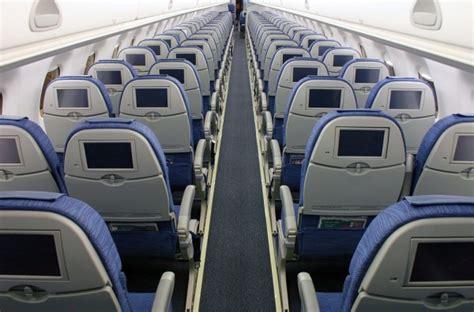 Seat Map Air Canada Embraer E175