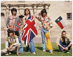 Free North Carolina: The Rolling Stones 1975 Photo Shoot ...