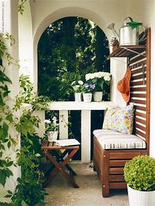 77 coole ideen fur platzsparende mobel womit sie kokett With coole balkon ideen