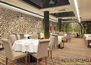 Diseño y decoración de interiores de Restaurantes Interiorismo Las Palmas