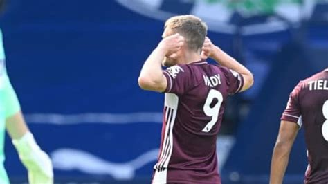 West Brom 0-3 Leicester: Player Ratings as Jamie Vardy ...