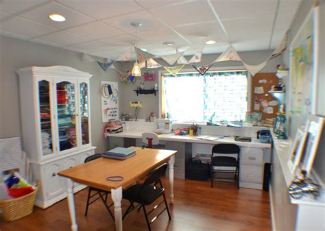 craftaholics anonymous 174 craft room tour with bright forest