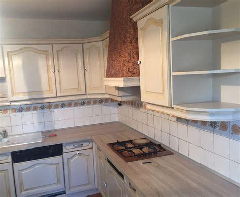 peintre meuble cuisine relooking meubles de cuisine et plan de travail luc