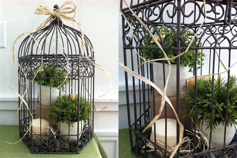 55 Best Bird Cage Decor Images On Pinterest