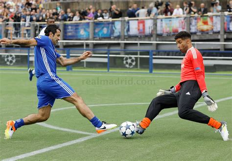 Partido Ultimate Champions | fotos | Real Madrid CF