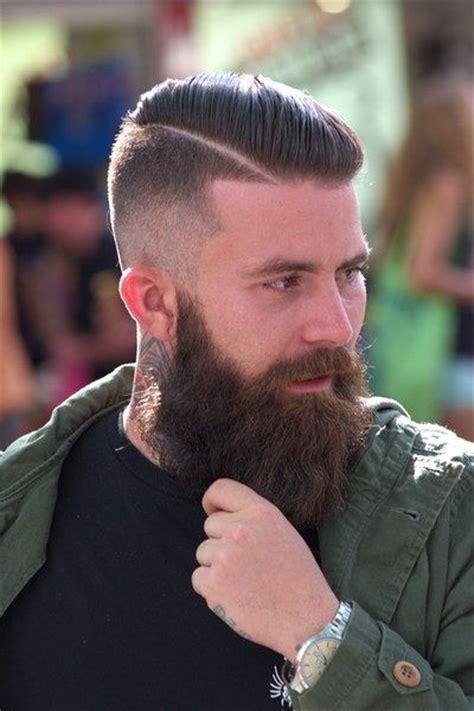 beautiful full thick dark beard and mustache bushy beards