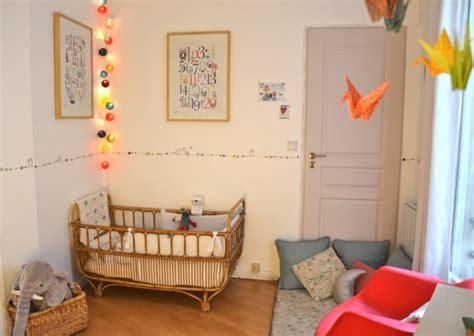 décoration vintage chambre bébé