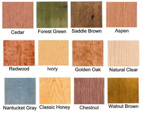 organiclear wr 5 based log home stain sle log