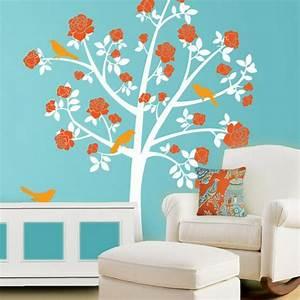 avec les stickers pour chambre bebe vous allez creer une With chambre bébé design avec offrir des fleurs Á distance