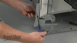 Kenmore Dishwasher Right Door Hinge Replacement  154691101