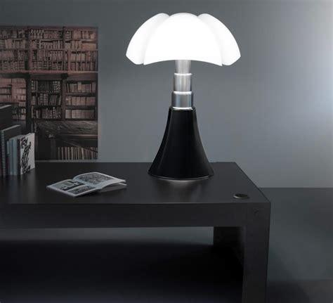 lampe pipistrello medium led lm  variation marron fonce   cm ocm