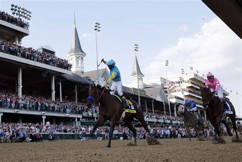Kentucky Derby 2016: 16 Facts About History, Traditions ...