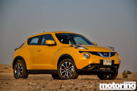Review Nissan Juke by 2015 Nissan Juke Review With Videomotoring Middle East