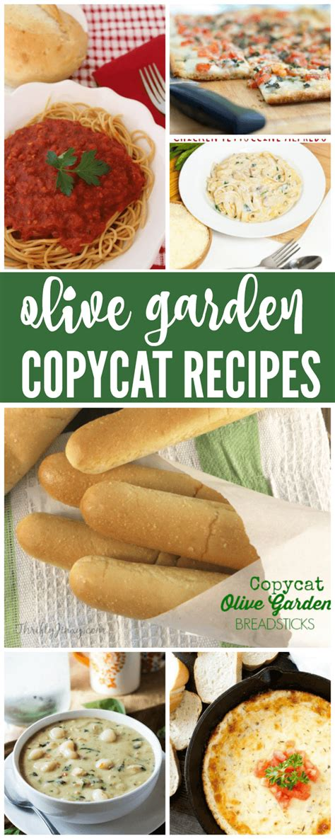 olive garden recipes olive garden copycat recipes