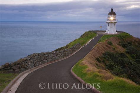 Light house at Cape Reinga | Theo Allofs Photography