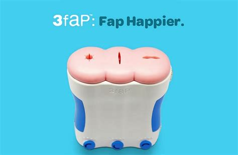 3fap Fap Happier With New 3 In 1 Sex Toy For Men