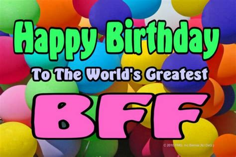 Happy Birthday Bff Images Happy Birthday Signs