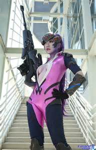 Widowmaker Overwatch Cosplay