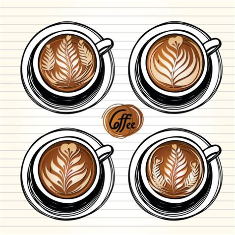 This wallpaper was rated 18 by bing.com for keyword coffee art photography, you will find it result at bing.com. Best Latte Art Illustrations, Royalty-Free Vector Graphics ...