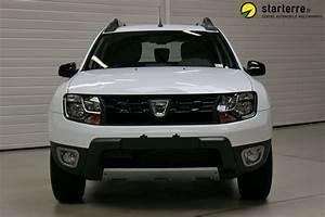 Dacia Duster Blanc : dacia duster dci 110 4x2 black touch 121768 starterre ~ Gottalentnigeria.com Avis de Voitures