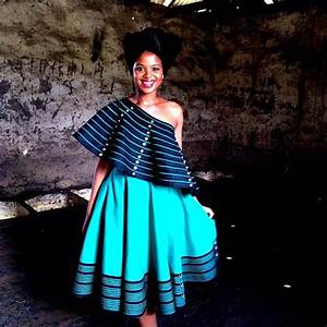Xhosa Dresses For The Modern Bride - South African Wedding ...