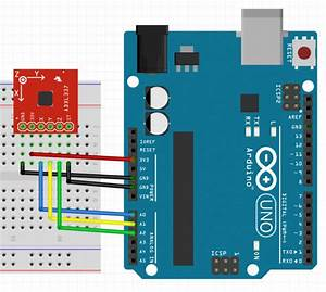 Adxl337 And Adxl377 Accelerometer Hookup Guide