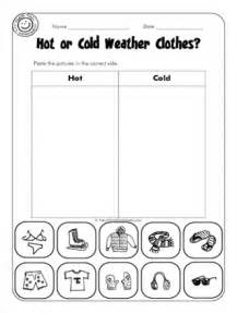 HD wallpapers hot and cold worksheets for preschool