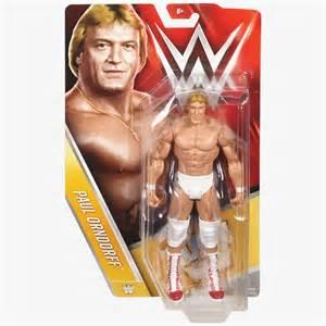 Paul Orndorff WWE Toys