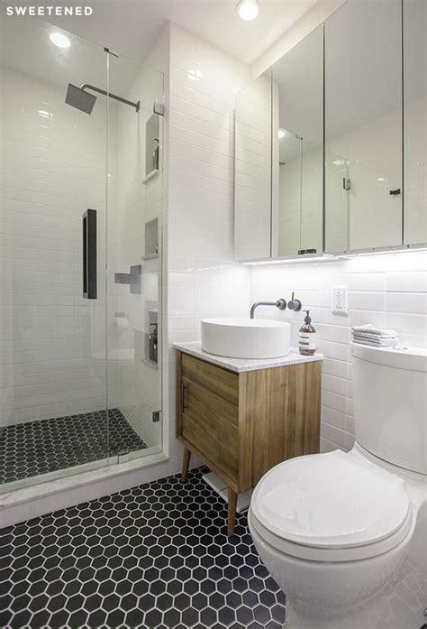 Before & After: Ellen and Ben's Brooklyn Bathroom