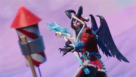 krampus weapon wrap potentially coming  fortnite