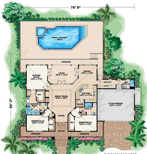 outdoor living house plans one house plans with outdoor living cottage house