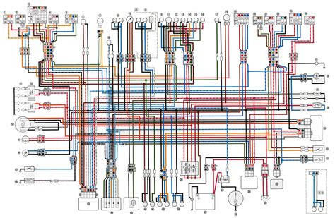 wiring color codes for yamaha outboard motors zen diagram
